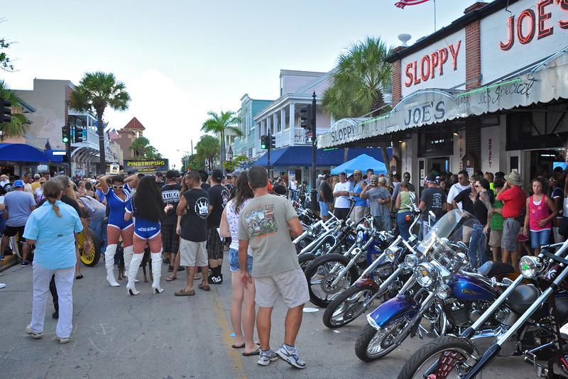 Key West Poker Run