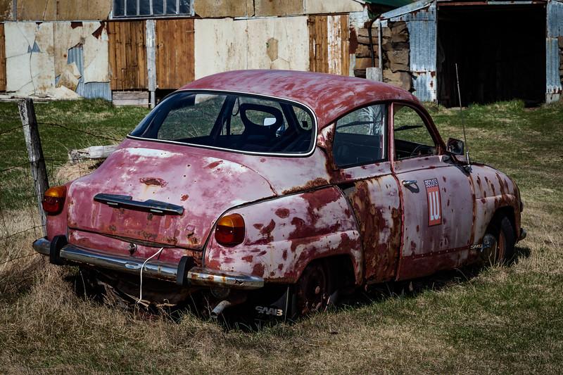 Old Saab