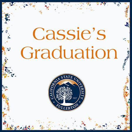 Cassie CSU Fullerton Class of 2021