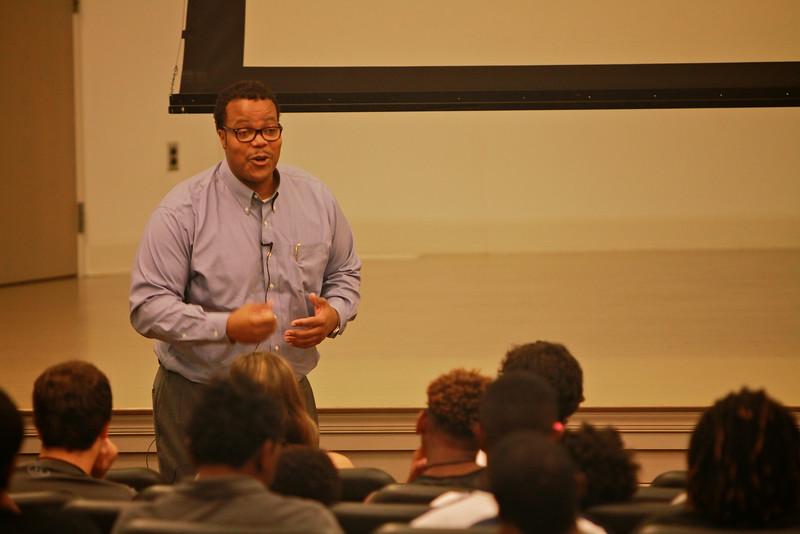 BEST Program at Gardner-Webb University; Summer 2014.