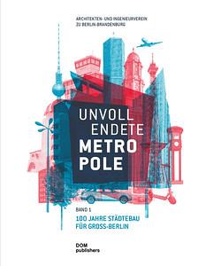 Cover Unvollendete Metropole