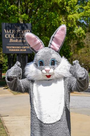 Easter Bunny @WOCO