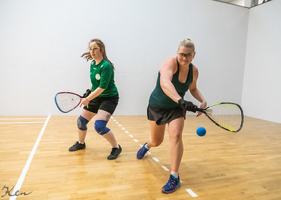 2019-09-07 ERF Women's Singles - Open Final Majella Haverty over Antonia Neary