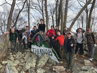 A-T Backpacking Nov 2017