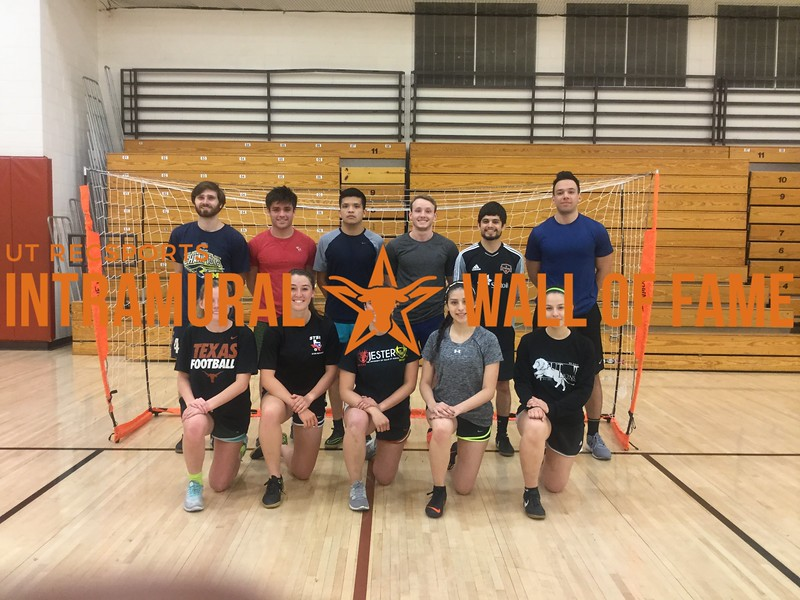 Spring 2018 Indoor Soccer Coed A Runner-Up NetKicks and Chill