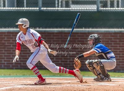 2016 High School Varsity Baseball