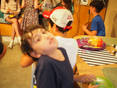 Louis birthday party 2020