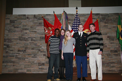 Thanksgiving 2011, Ft. Sill, Dallas, Austin