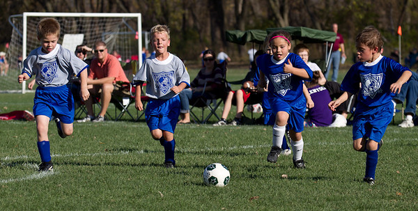 Amara's Soccer Match October 21