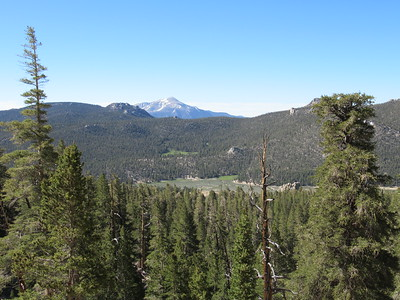 Golden Trout Wilderness -- Left at Mulkey Meadow  6-19