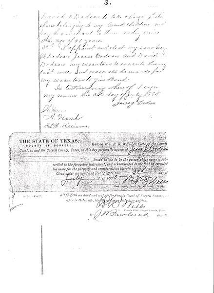 1883 will - Jessie J. Dodson pg 3.jpg