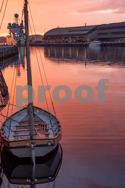 Hobart sunrise 7.JPG