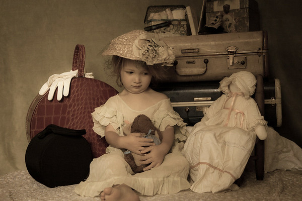 Old Timey Granddaughters