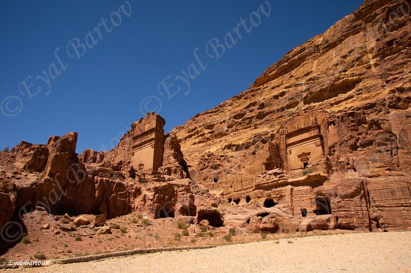 Petra  Jordan - פטרה ממלכת ירדן 2