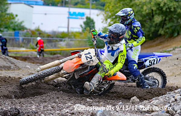 Youngstown MX 9/13/17