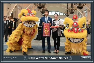 Harney's New Year Sundown Sorieee 2020