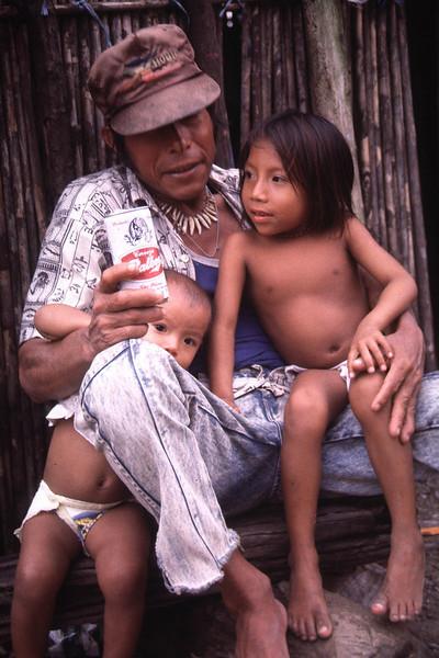 Marartupu, San Blas Islands, Panama 1993