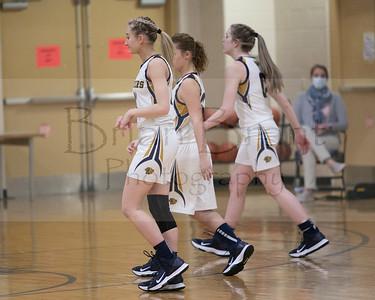 Shade vs Meyersdale - Girls Varsity Basketball