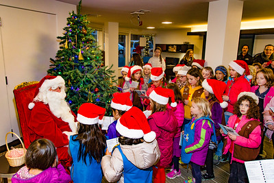 Queen Anne Homestreet Bank Santa