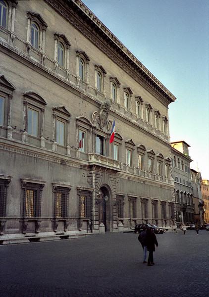 Palazzo Farnese Tosca