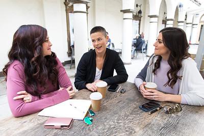 Soka Victoria Coffee with Friends