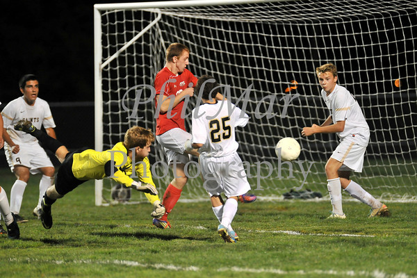 Berks Catholic VS Hamburg Boys Soccer 2013 - 2014