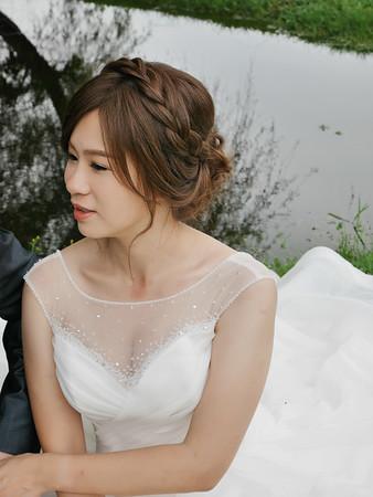 自主婚紗 | Emily + Boston