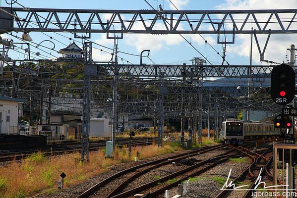 2009-11-03 Hakone-machi & Lake Ashi