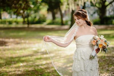 Shane & Victoria's Forsyth Park Wedding