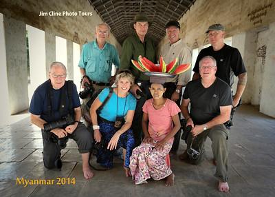 Amazing Myanmar September 2014