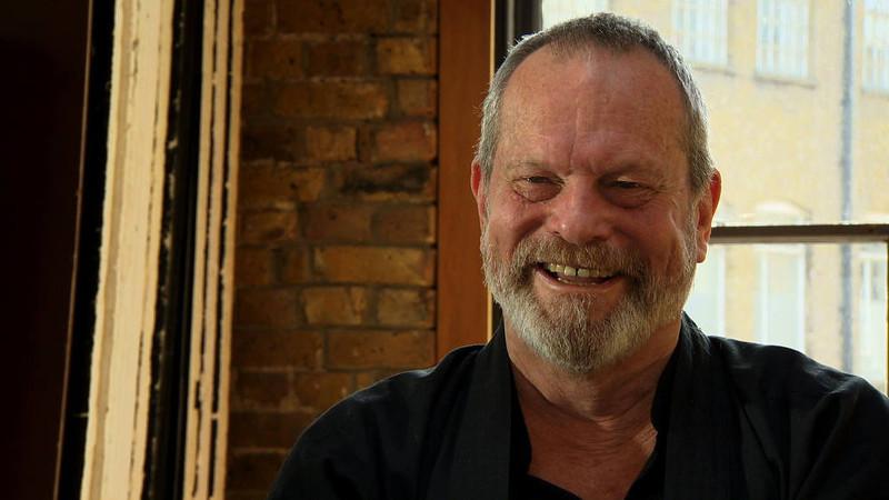 . Terry Gilliam. Photo Credit: ©Apple Films Ltd.