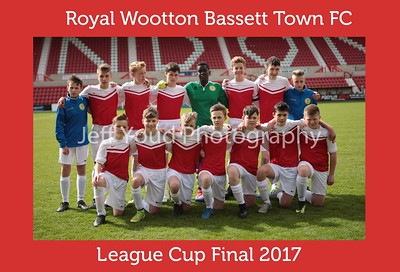 CROFT JUNIORS V  ROYAL WOOTTON BASSETT