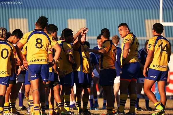 2 July St Pat's Town (33) v Rongotai Coll (10)
