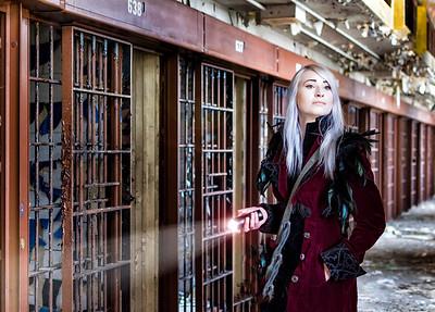 Jenny at the Joliet Prison