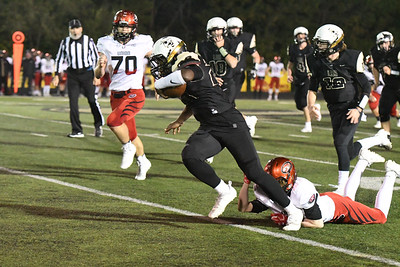 Football - LHS 2019-20 - Union Districts