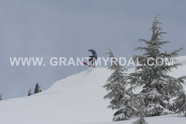 sun may 8 cascade ex marmot ridge ALL IMAGES LOADED