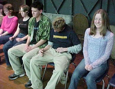 Belchertown High School... March 15, 2001