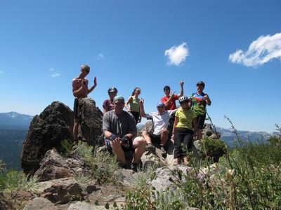 Tahoe City Trails August 2011