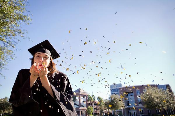 Cheyenne's Graduation Portraits