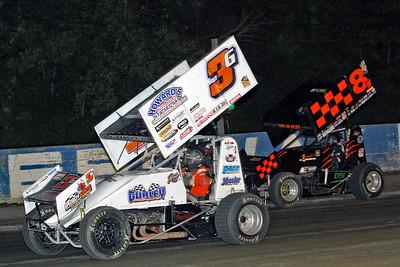 Sprints on Dirt event - 8/31/18