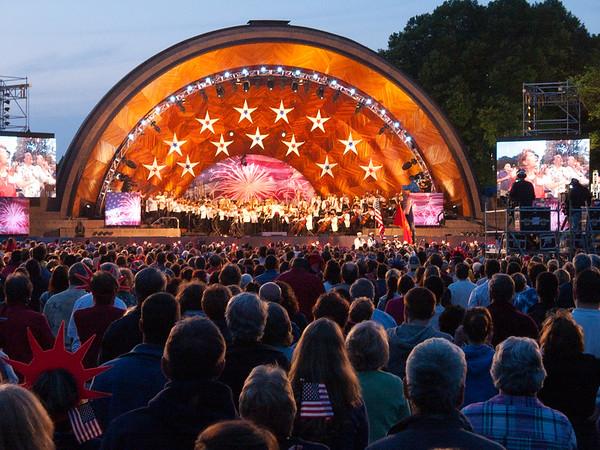 Boston Pops Concert & Fireworks Spectacular