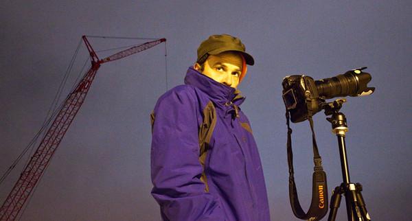 Ann Arbor-based Production Stills Photographer Mark Bialek.