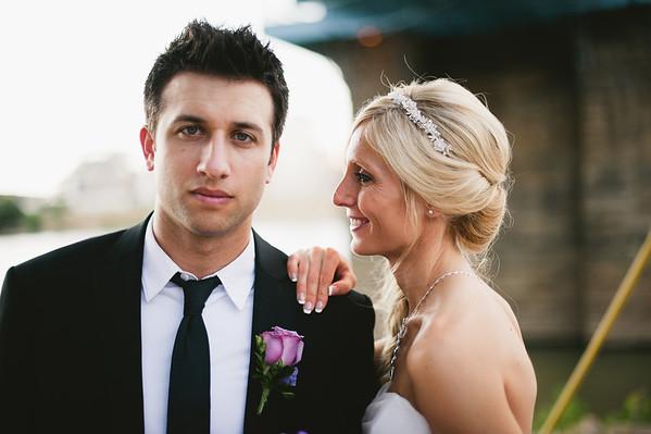 Marci + Shane Wedding