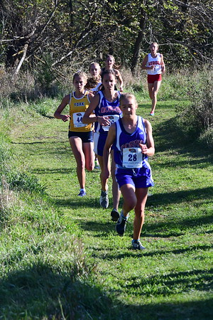 Cross Country - Districts