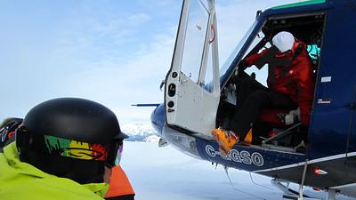 2013 Mike Wiegele Heli Skiing
