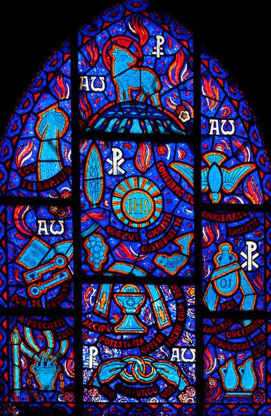 Beuzeville, Saint-Hilaire, The Seven Sacraments