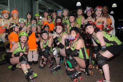 20160514 QC Junior Roller Girls vs Pittsburgh Derby Brats