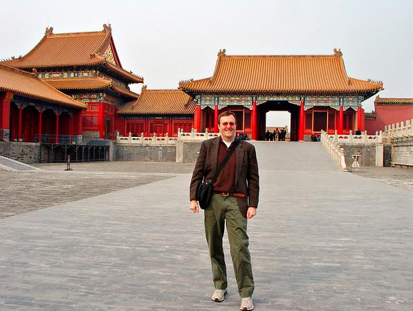 Rick's Visit to China - 2D
