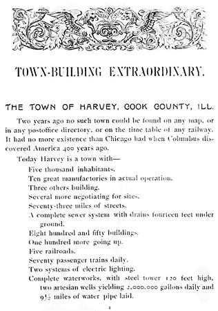 Harvey IL 1892