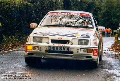RAC Rally 1987 Sutton Park
